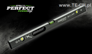 Poziomnica ProfessionalX 120 cm PERFECT PowerMax