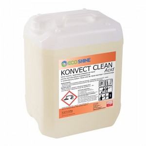 KONVECT CLEAN ACID - kwaśny prep. do pieców